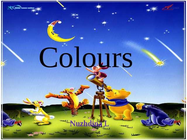 Colours Nuzhdina L