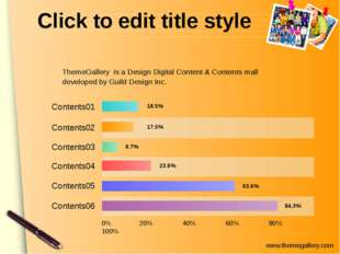 Click to edit title style Contents01 Contents02 Contents03 Contents04 Content