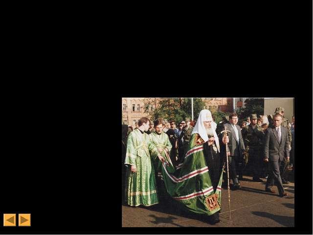 В настоящее время возрождается духовная жизнь России. 100-летие канонизаци...
