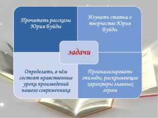 Нравственные уроки рассказов Юрия Буйды
