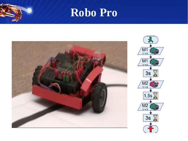 Robo Pro