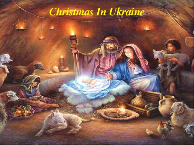 Christmas In Ukraine
