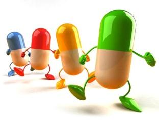 Роль витаминов в обмене веществ