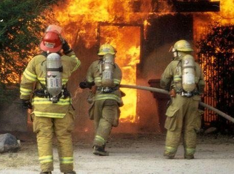 Пожар в Хабаровске 29.05.2014: по факту гибели пожарных заведено дело