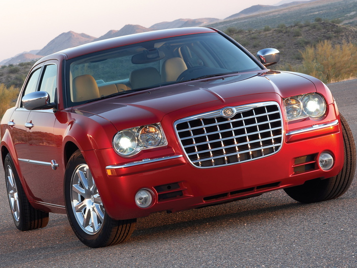 Chrysler 300C нового поколения Автоновости.