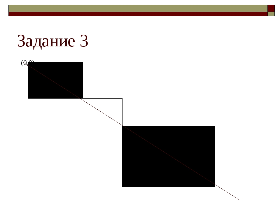 Задание 3 (0,0)