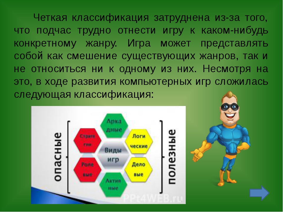 Стратегии Стратегии (англ.Strategy) — игры, требующие планирования и выработ...