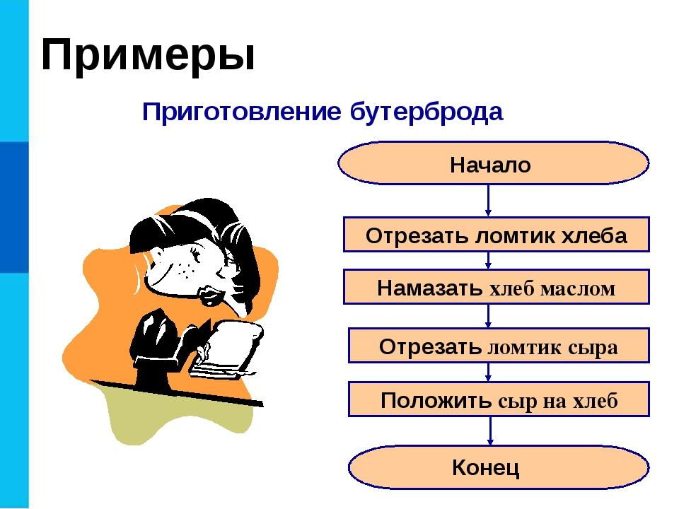"""Презентация по информатике на тему """"Линейные алгоритмы"""" (6 класс)"""