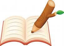 КлипАрт Книги, тетрадь. Обсуждение на LiveInternet - Российский Сервис Онлайн-Дневников