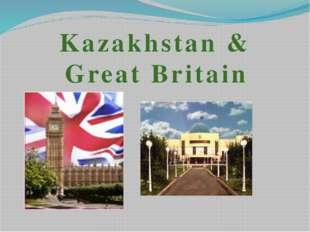 Kazakhstan & Great Britain