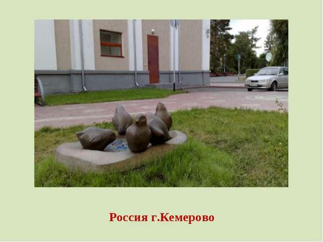 Россия г.Кемерово