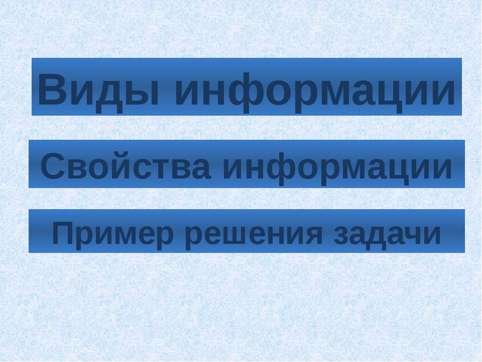 Визуальная (зрительная) информация Визуальная информация – это сведения получ...