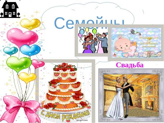 Свадьбы Дни рождения Вечеринки Семейные Свадьба