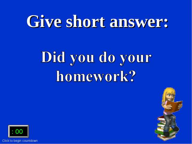 Give short answer: :15 :15 :14 :13 :12 :11 :10 :09 :08 :07 :06 :05 :04 :03 :0...