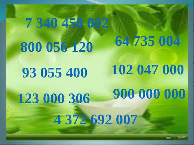 123 000 306 4 372 692 007 102 047 000 93 055 400 900 000 000 800 056 120 64...