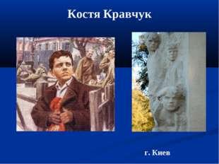 Костя Кравчук г. Киев