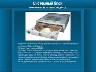 Системный блок звуковая карта Звуковая карта (звуковая плата, аудиокарта; ан