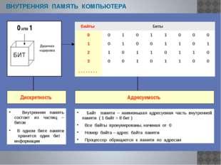 www.themegallery.com Принцип фон Неймана В 1946 году Джоном фон Нейманом были
