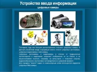Устройства вывода информации монитор Монитор (дисплей) предназначен для отоб
