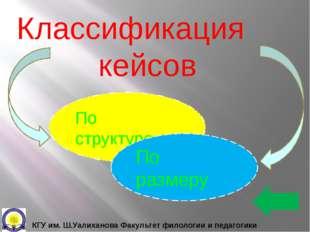 Отличительными особенностями кейс–метода являются: описание реальной проблемн