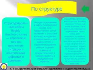 Кейс-метод может быть успешно использован на занятиях по иностранному языку,
