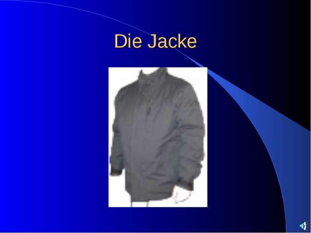 Die Jacke