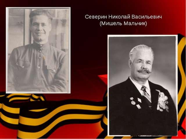 Северин Николай Васильевич (Мишель Мальчик)