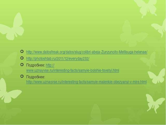 http://www.datosfreak.org/datos/slug/colibri-abeja-Zunzuncito-Mellisuga-hele...