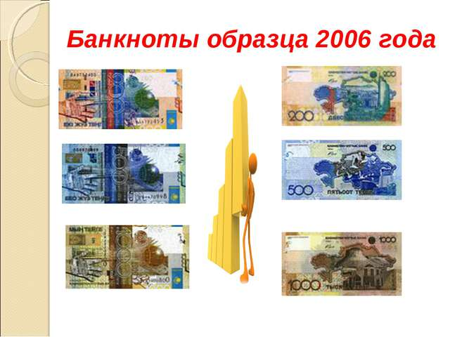 Банкноты образца 2006 года