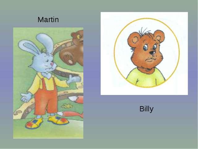 Martin Billy