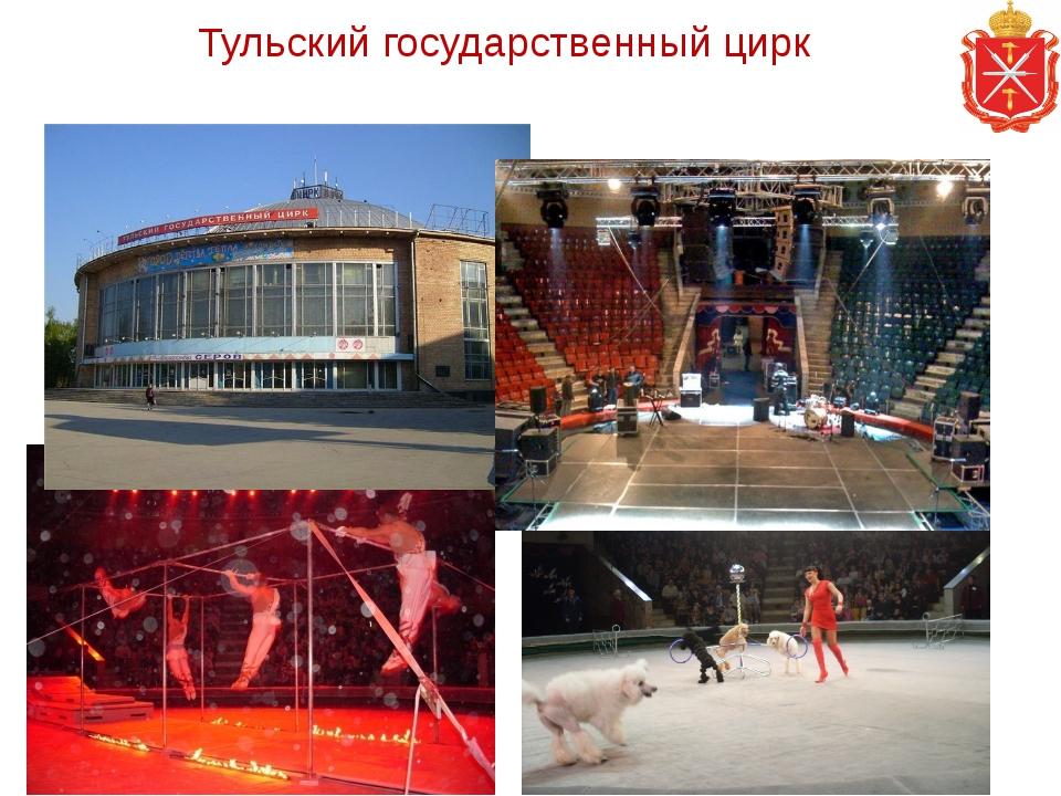Тульский государственный цирк был построен в 1963 году.