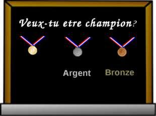 Médaille bronze Comment s'appelle le sport où les activités opposent deux éq