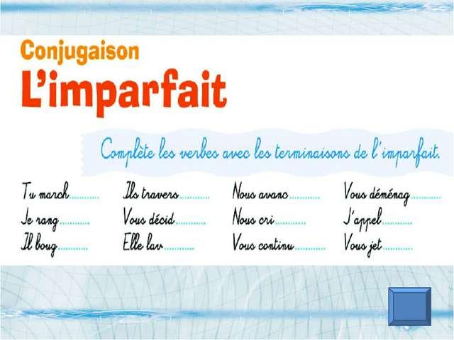 Вставьте правильную форму глаголов из списка commencer, raconter, finir, rec...