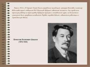 Летом 1914 г. в Горный Алтай была направлена экспедиция, которую возглавил и