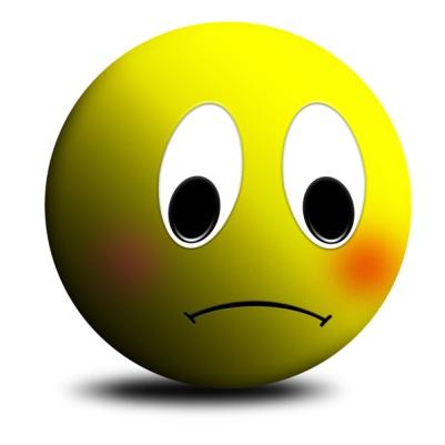 http://3.bp.blogspot.com/-L7kh1XP-3ro/TiAslH7uJMI/AAAAAAAAAGg/XYn67AehcvI/s1600/sad_smiley.jpg