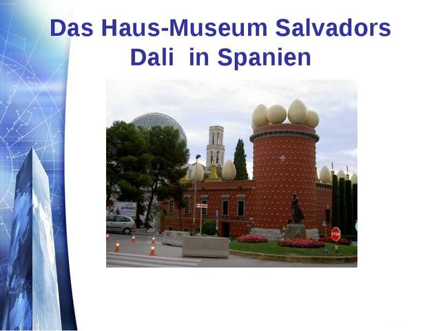 Das Haus-Museum Salvadors Dali in Spanien