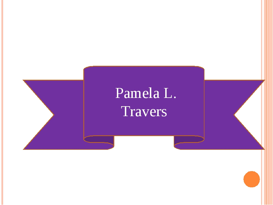 Pamela L. Travers