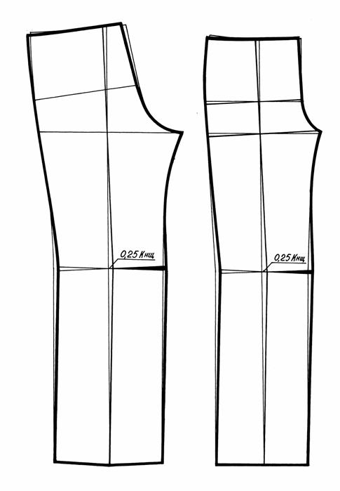 выкройка брюк при кривых ногах ставки, сроки
