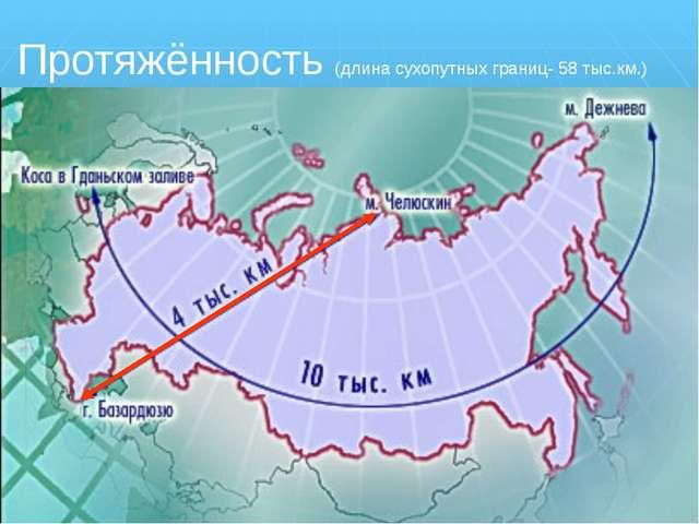 Полуэксклав - Калининградская область