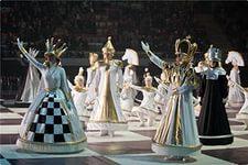 Be-a-CHESS- стань живыми шахматами на пляже. . Парк 300-летия ВКонтакте