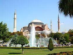 Hagia SophiaAyasofya (Turkish)Ἁγία Σοφία (Greek)Sancta Sophia (Latin)
