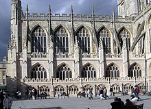 http://upload.wikimedia.org/wikipedia/commons/thumb/e/ea/Bath.abbey.flying.buttresses.arp.jpg/220px-Bath.abbey.flying.buttresses.arp.jpg