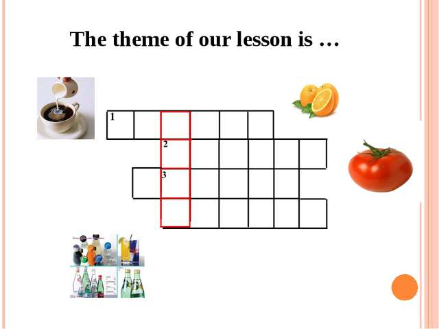The theme of our lesson is …