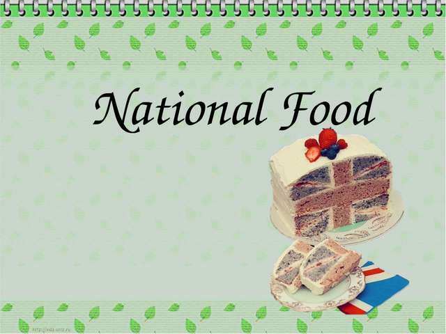 National Food