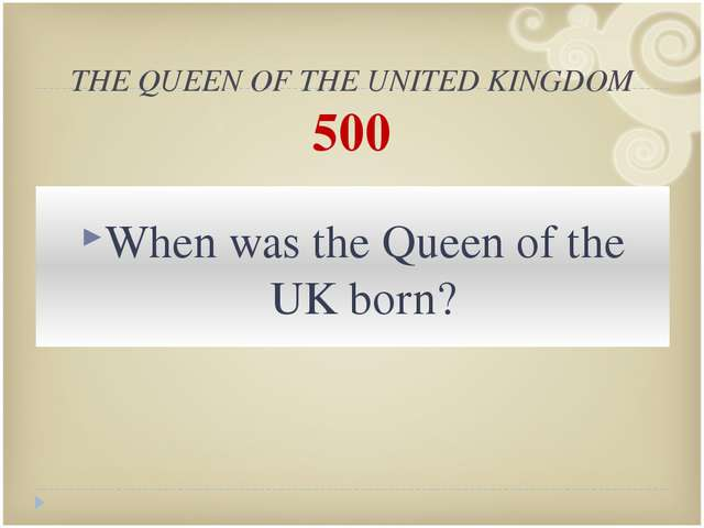 THE UNITED KINGDOM 100 This country has one of the best gardening climates in...
