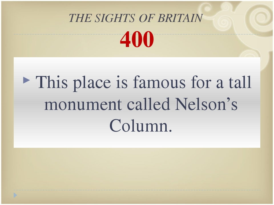 FAMOUS PEOPLE 500 She was the Prime Minister of the United Kingdom from 1979...