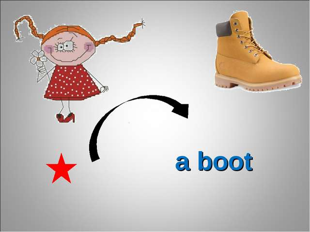 a boot