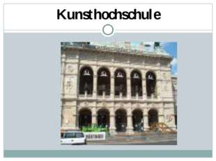 Kunsthochschule