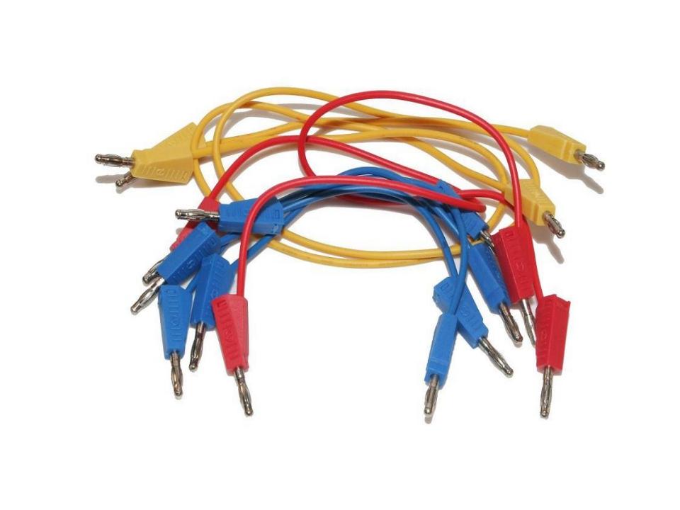 Задача этого элемента --соединить потребители и источник тока- соединительные...