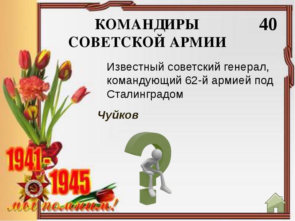 ТЫЛ – ФРОНТУ! 10 Сталин Кто был председателем Государственного Комитета Оборо...